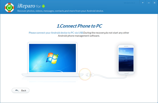 Connect Android Phone or Tablet to Computer