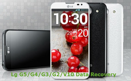 LG Data Recovery- Recover Deleted Photos, Contacts from LG Device