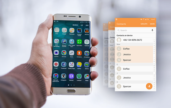 How To Recover Contacts From Samsung Phone And Tablet