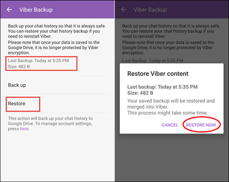 How to Recover Deleted Viber Messages and Files from Android