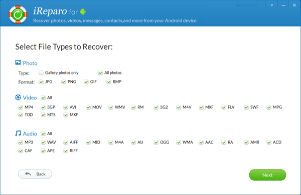 Why iReparo for Android is the best Android photo recovery tool for you