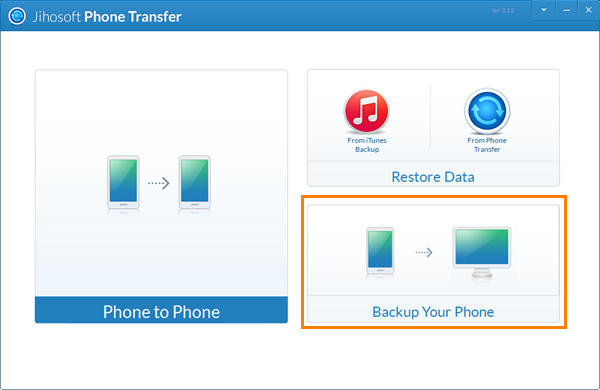 can backup android phone contacts to pc free person's weak