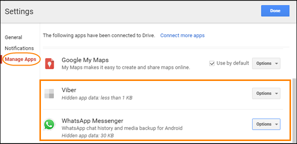 whatsapp backup from google drive to icloud