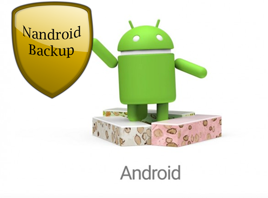 How to Make a Nandroid Backup for Android Device