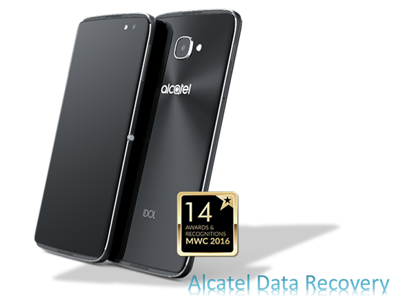 Alcatel Data Recovery – Recover Photos/Messages/Contacts