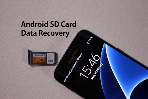Android SD Card Data Recovery Software