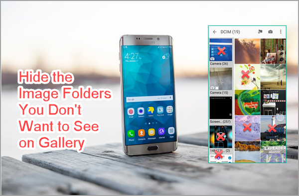 Choose Which Images to Show or Hide in Gallery on Android